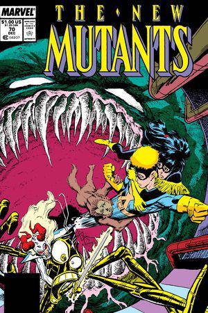 New Mutants (1983) #70