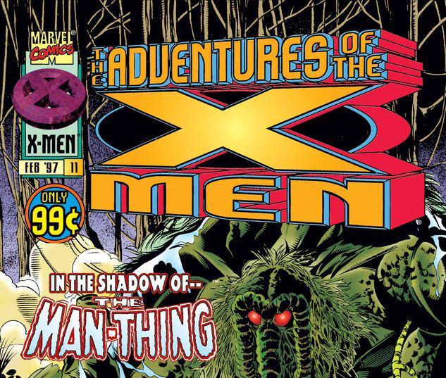 Adventures of the X-Men #11