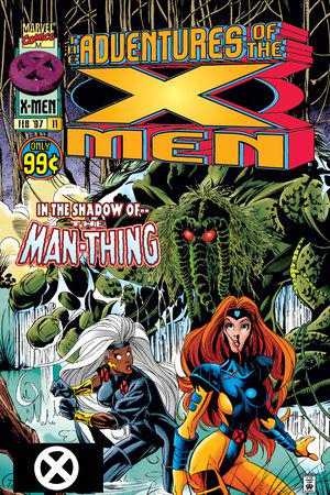 Adventures of the X-Men #11