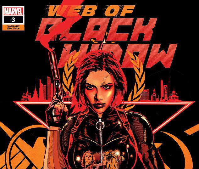 The Web of Black Widow #3