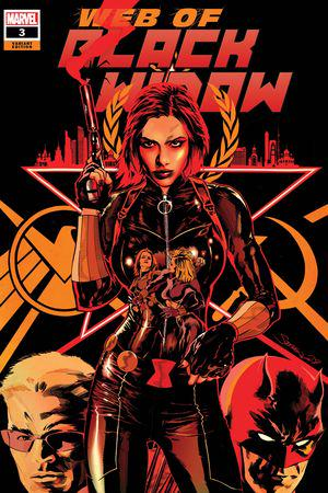 The Web of Black Widow (2019) #3 (Variant)