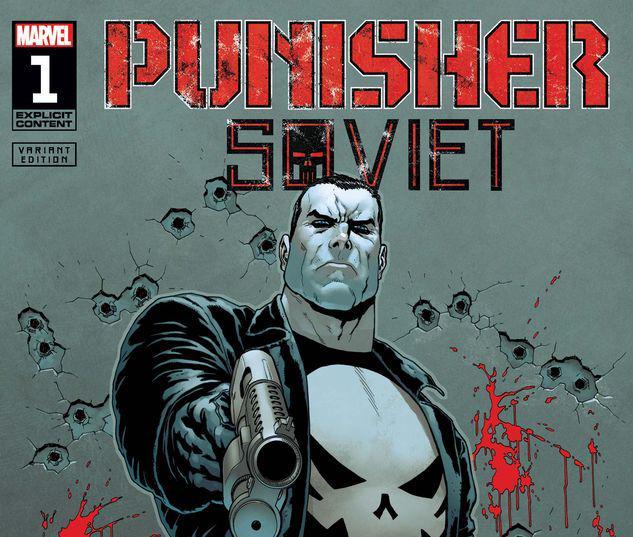 Punisher: Soviet #1