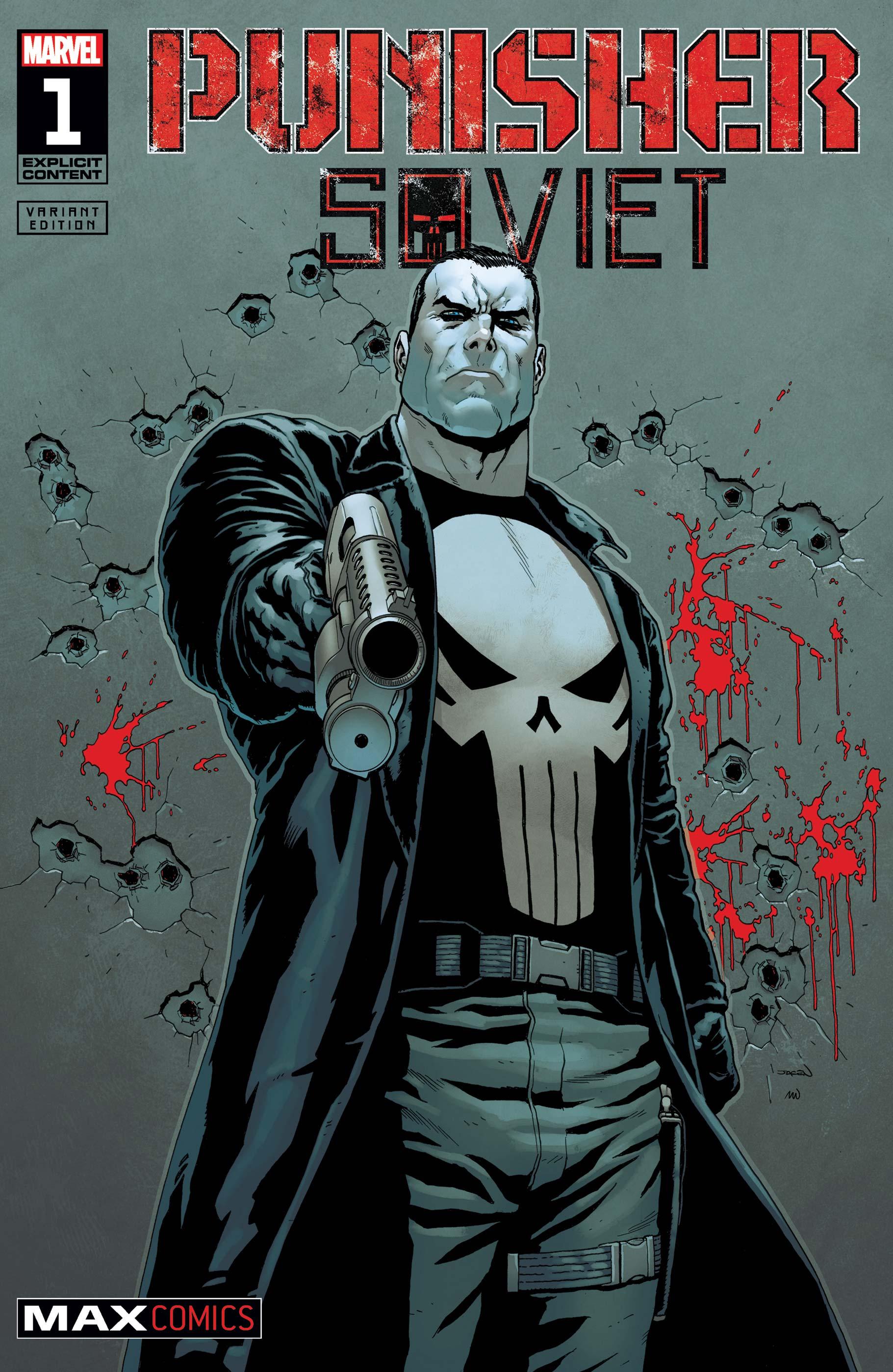 Punisher: Soviet (2019) #1 (Variant)