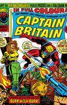 Captain Britain #11