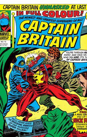 Captain Britain (1976) #15