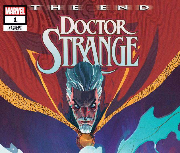 DOCTOR STRANGE: THE END 1 ANDRADE VARIANT #1