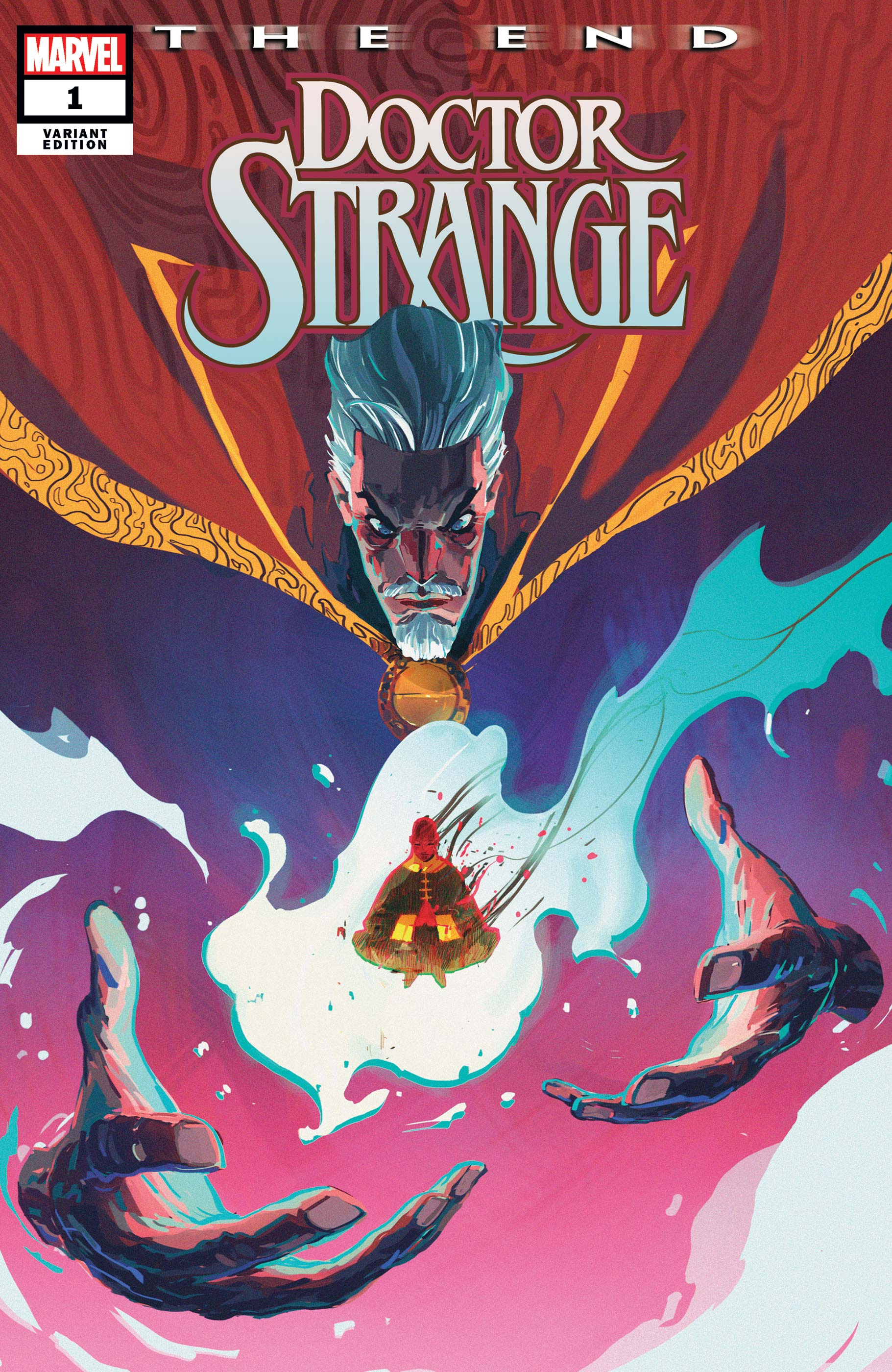 Doctor Strange: The End (2020) #1 (Variant)