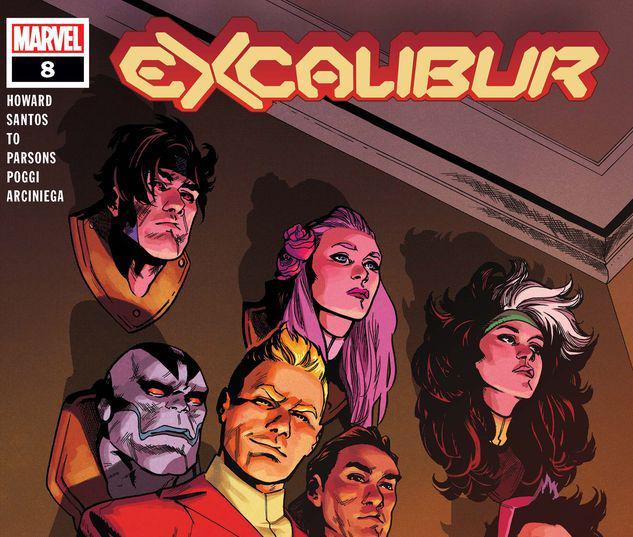 Excalibur #8