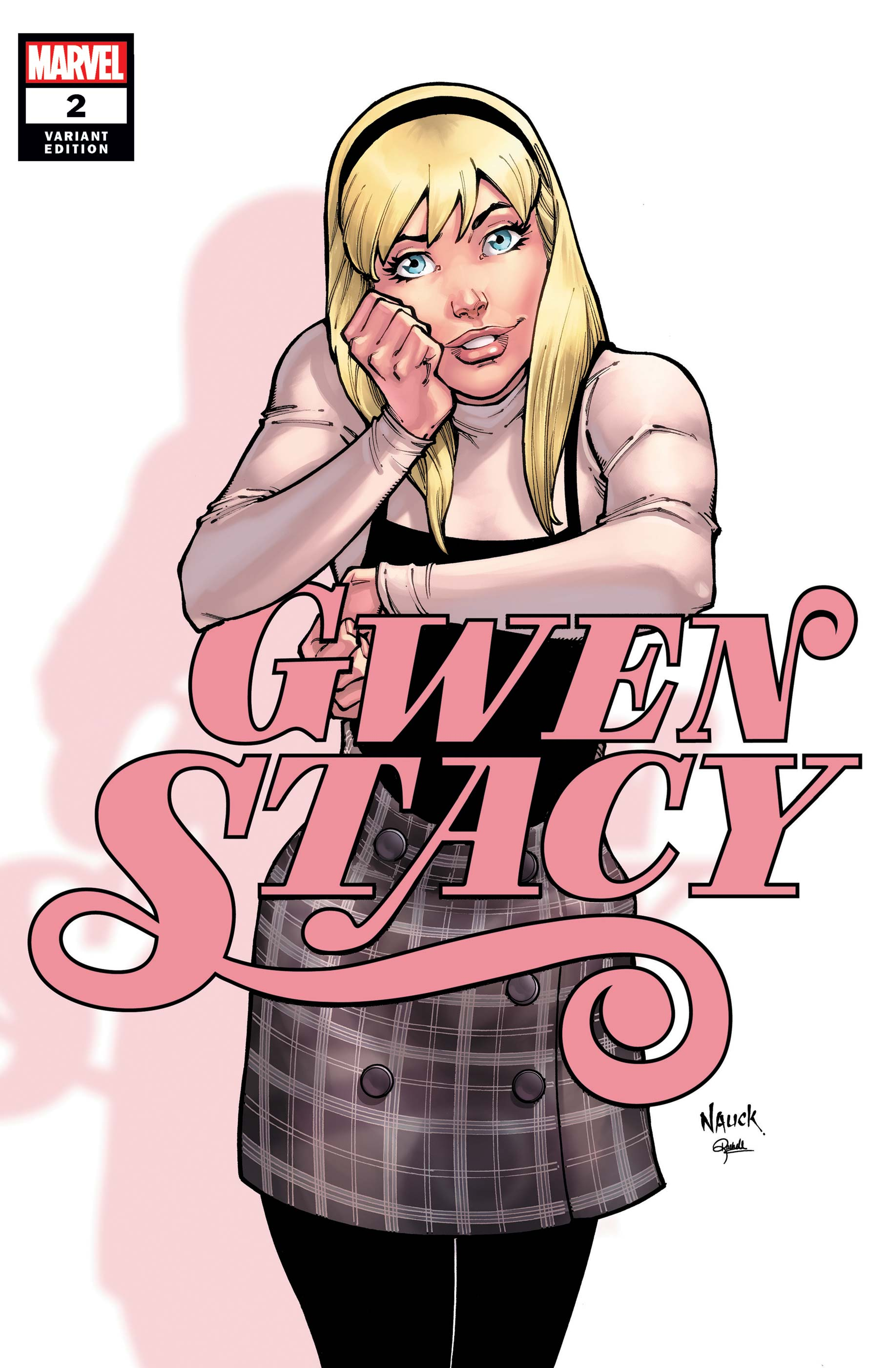 Gwen Stacy (2020) #2 (Variant)