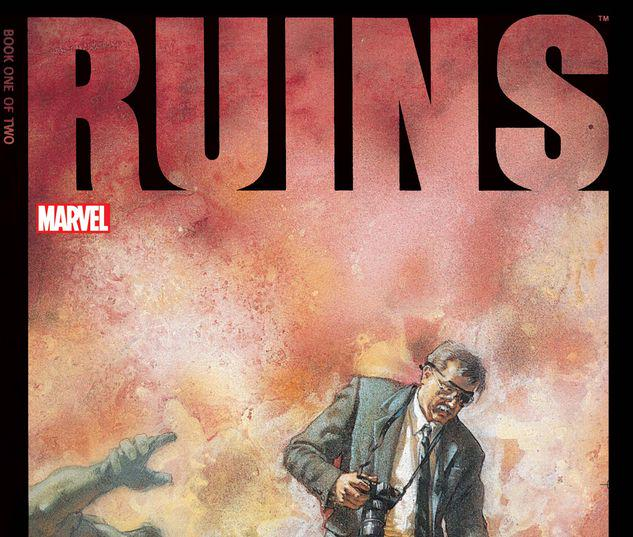 Tales of the Marvels: Ruins #1