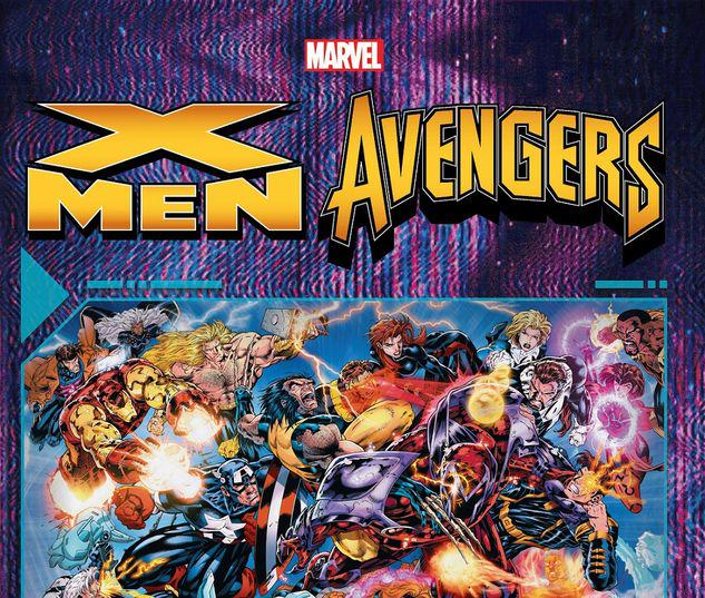 X-MEN/AVENGERS: ONSLAUGHT VOL. 1 TPB #1