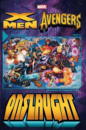 X-Men/Avengers: Onslaught Vol. 1 (Trade Paperback)