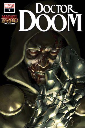 Doctor Doom (2019) #7 (Variant)