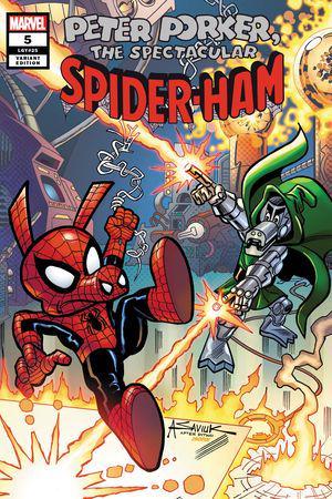 Spider-Ham (2019) #5 (Variant)