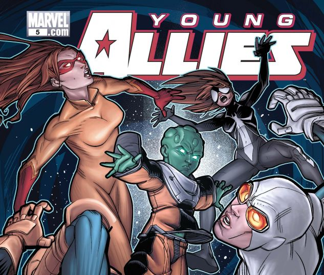 YOUNG ALLIES (2010) #5