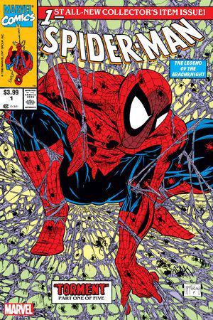 Spider-Man Facsimile Edition (2020) #1