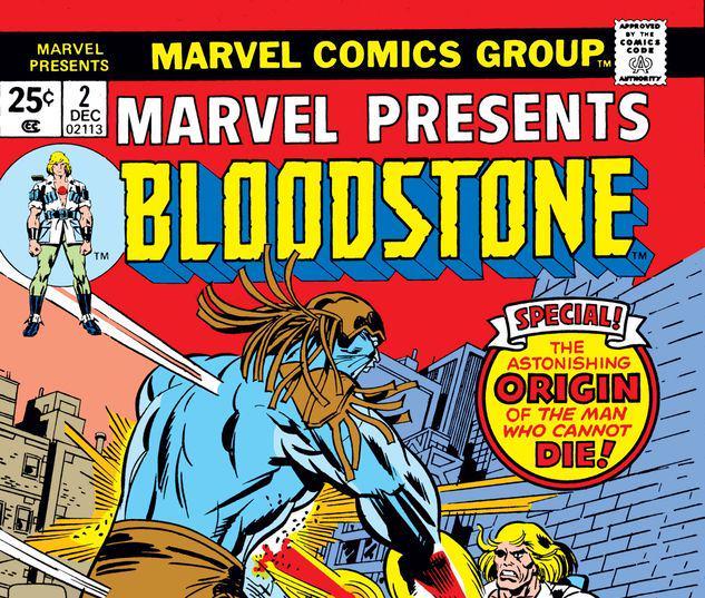 Marvel Presents #2
