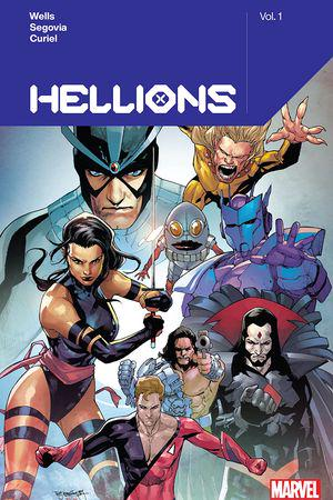 Hellions by Zeb Wells Vol. 1 (Trade Paperback)