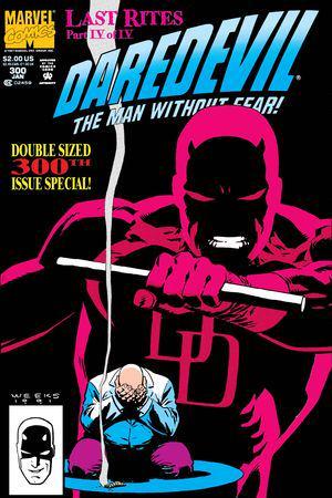 Daredevil (1964) #300