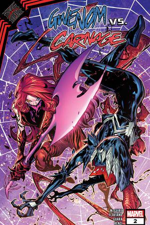 King in Black: Gwenom Vs. Carnage #2