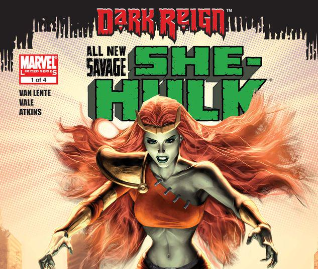 All-New Savage She-Hulk #1