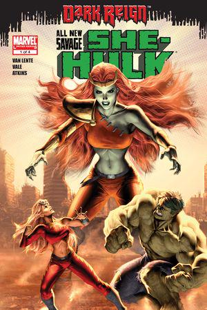 All-New Savage She-Hulk #1
