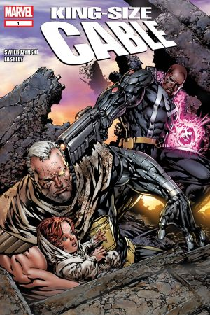 King-Size Cable Spectacular (2008) #1