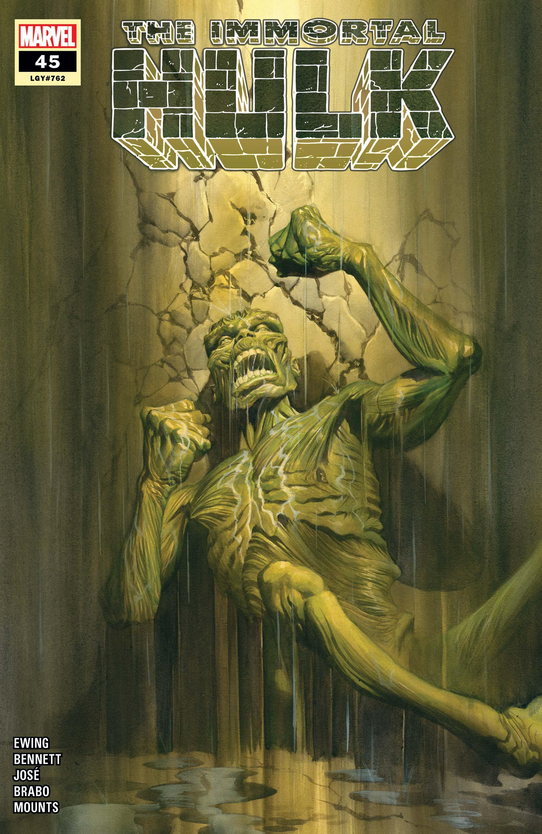 Immortal Hulk (2018) #45