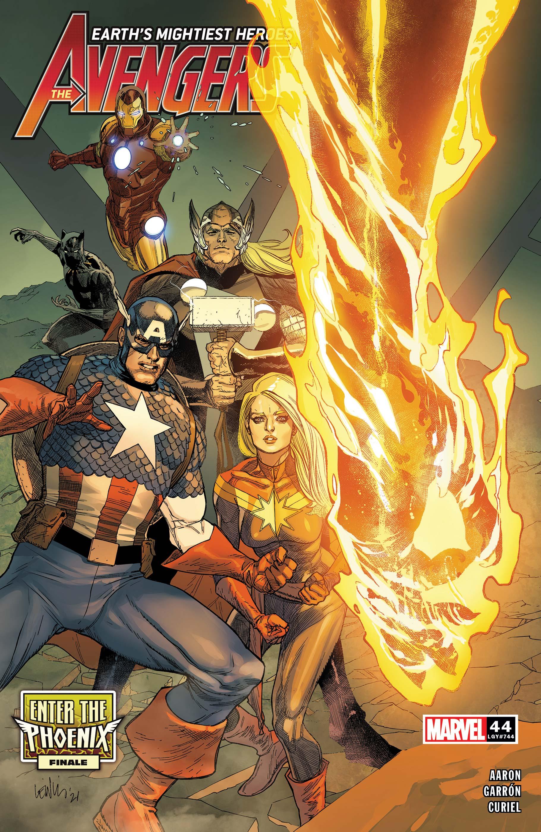 Avengers (2018) #44