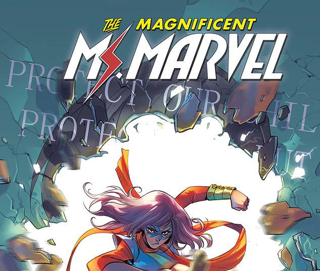MS. MARVEL BY SALADIN AHMED VOL. 3: OUTLAWED TPB #3