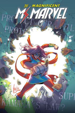 Ms. Marvel by Saladin Ahmed Vol. 3: Outlawed (Trade Paperback)