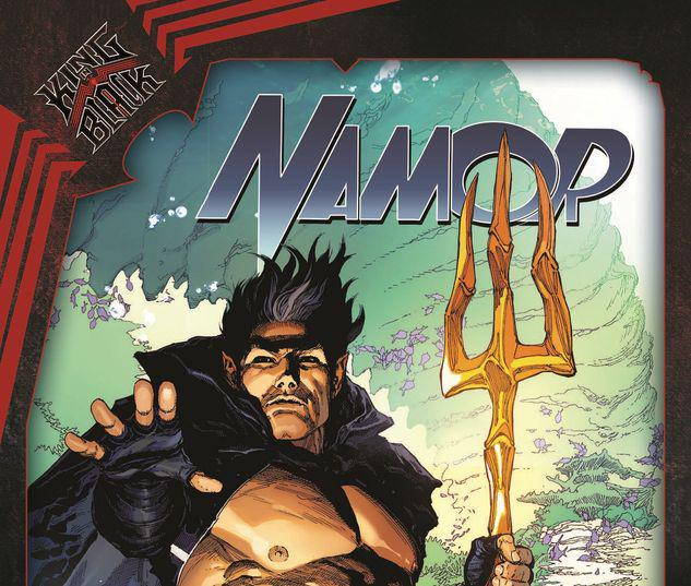 KING IN BLACK: NAMOR TPB #1