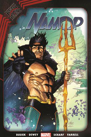 King In Black: Namor (Trade Paperback)