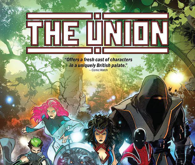 THE UNION: THE BRITANNIA PROJECT TPB #1