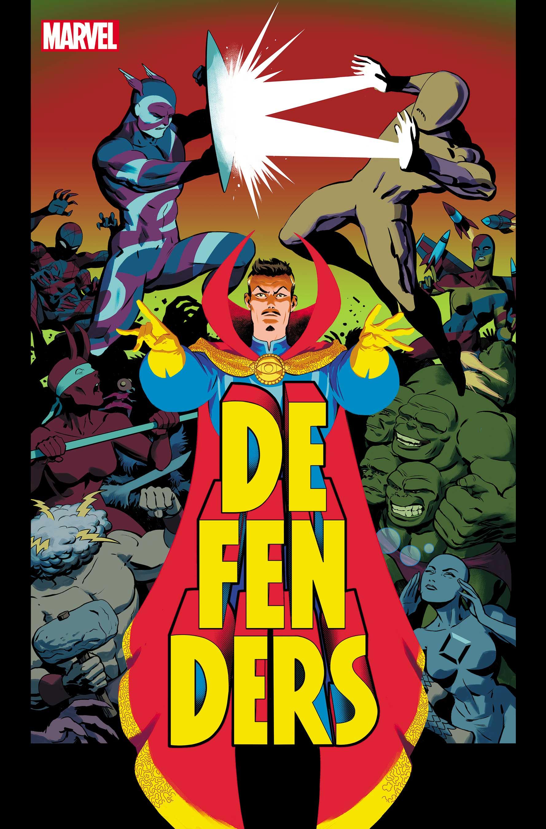 Defenders (2021) #4