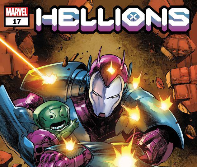 Hellions #17