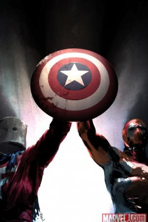 CAPTAIN AMERICA: WHO WON'T WIELD THE SHIELD 1 (2010)