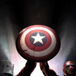 Captain America: Who Won't Wield the Shield