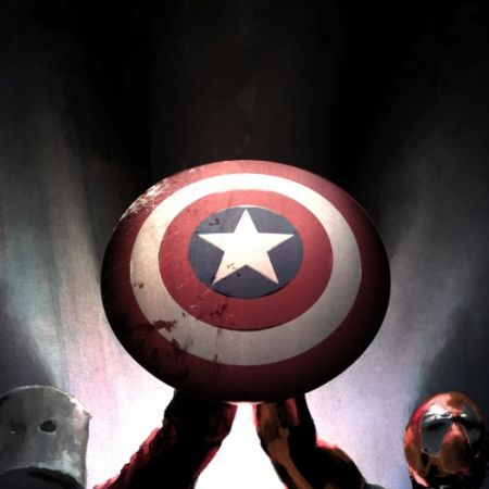 Captain America: Who Won't Wield the Shield (2010)