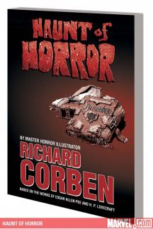 Haunt of Horror (Trade Paperback)