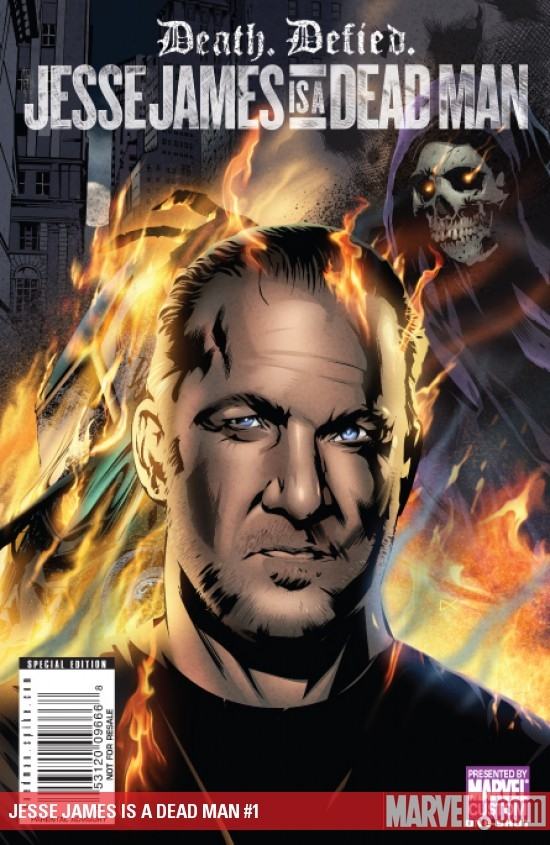 Jesse James Is a Dead Man (2009) #1