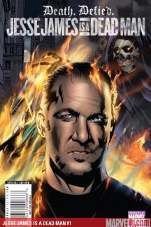 Jesse James Is a Dead Man (2009) #1