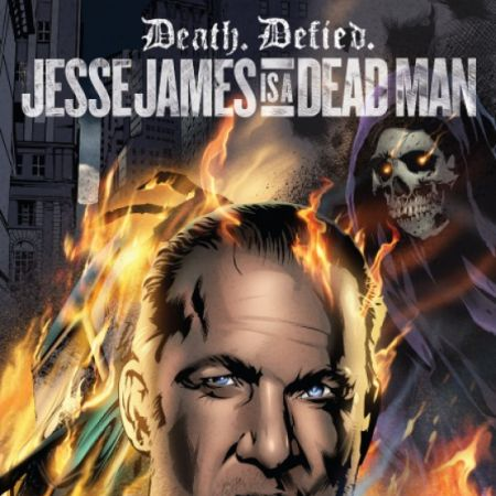 JESSE JAMES IS A DEAD MAN #1