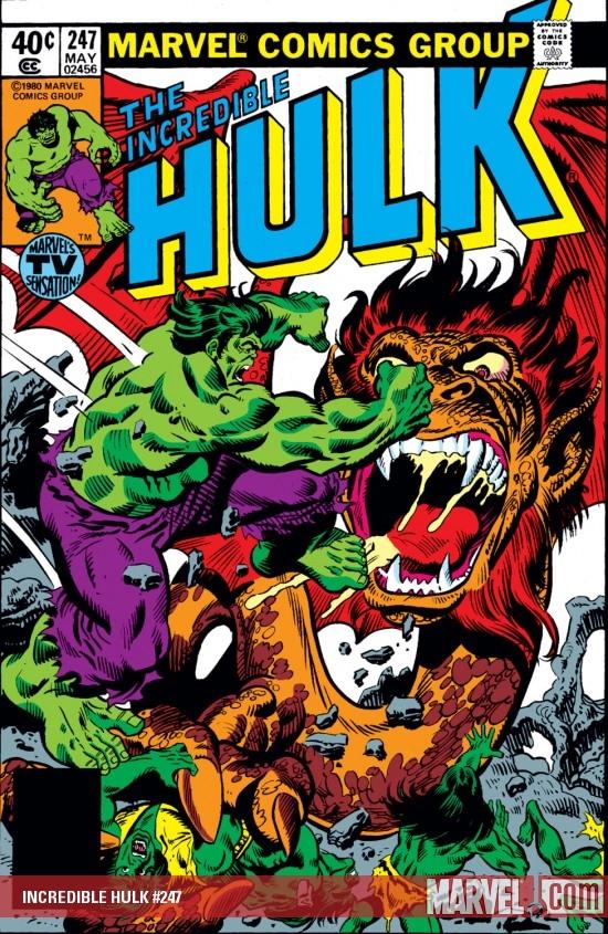Incredible Hulk (1962) #247