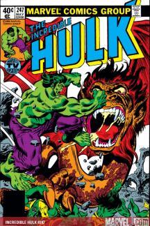 Incredible Hulk #247