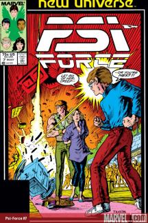Psi-Force #7