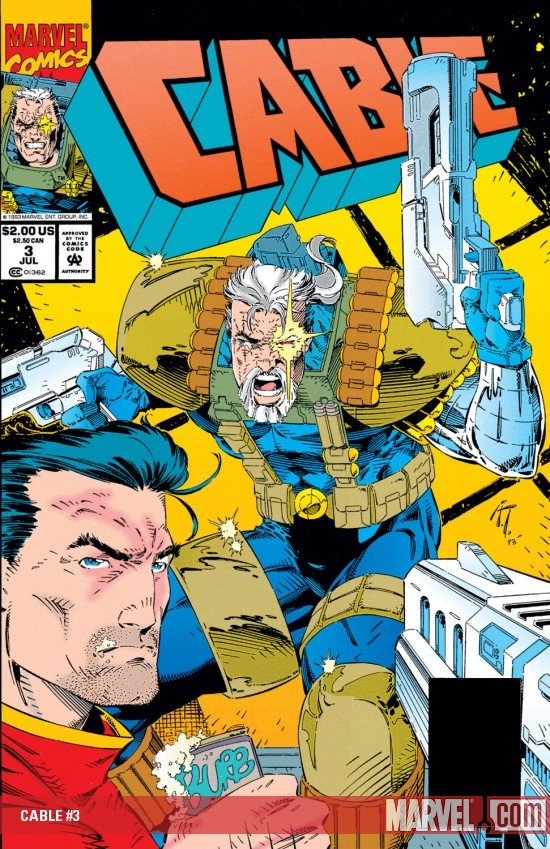Cable (1993) #3