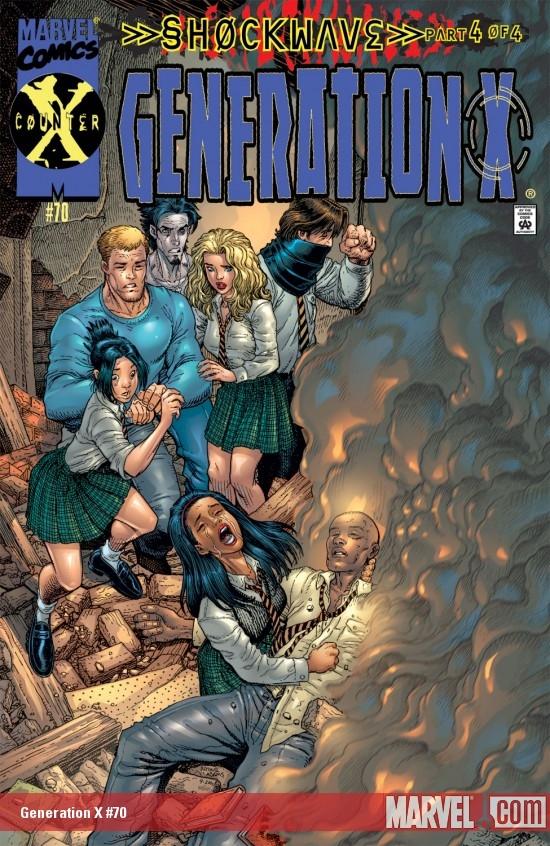 Generation X (1994) #70
