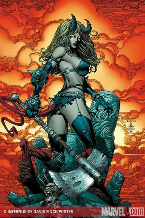 X-Infernus by David Finch Poster (2008) #1