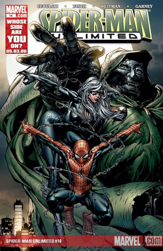 Spider-Man Unlimited (2004) #14